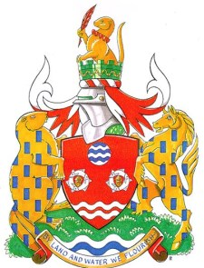 Township of Hamilton coat of arms